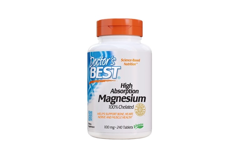 Doctors Best High Absorption Magnesium